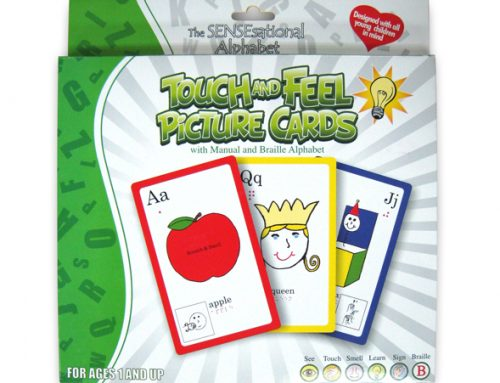 SENSEsational Alphabet Picture Cards