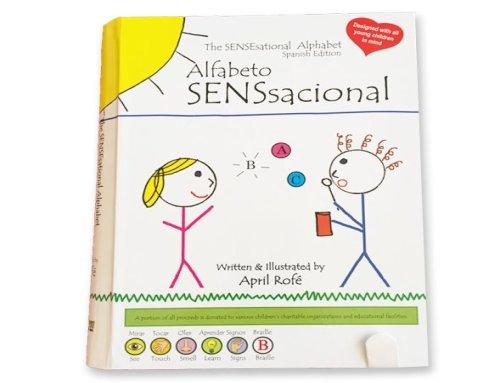 SENSEsational Alphabet Book – Spanish
